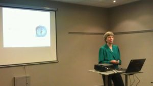 Julie Nicholls talking about how language can make or break your business