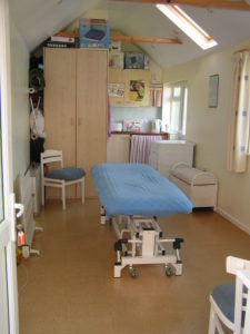 Natural Therapy Cente, Swindon, treatment room